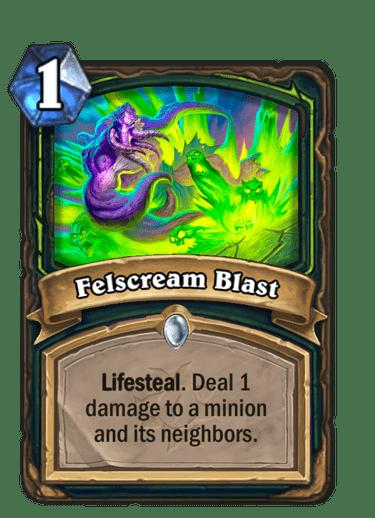 Felscream Blast