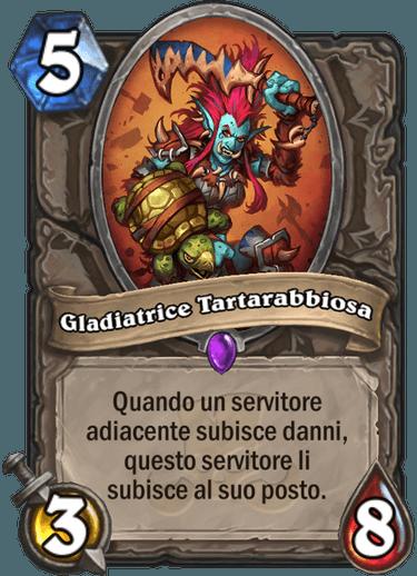 Gladiatrice Tartarabbiosa