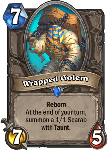 Wrapped Golem