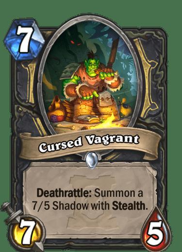 Cursed Vagrant