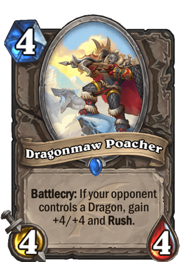 Dragonmaw Poacher