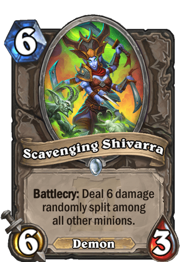 Scavenging Shivarra