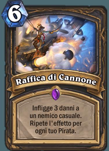 Raffica di Cannone