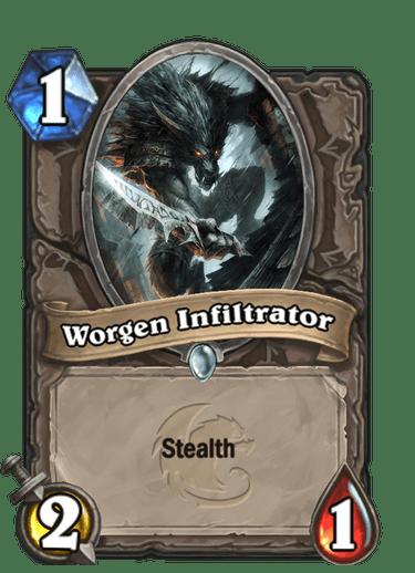 Worgen Infiltrator