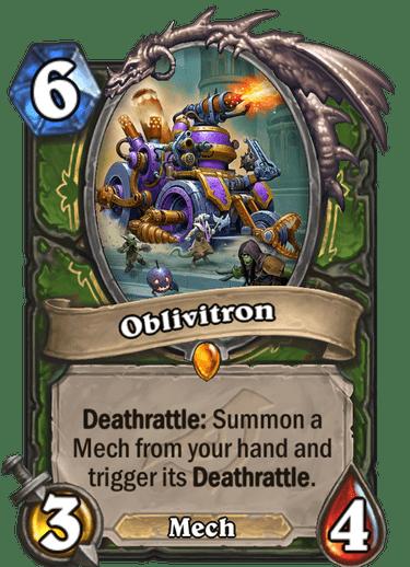 Oblivitron