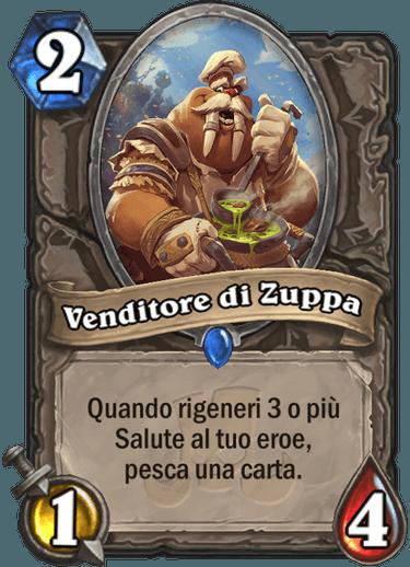 Venditore di Zuppa