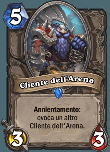 Cliente dell'Arena