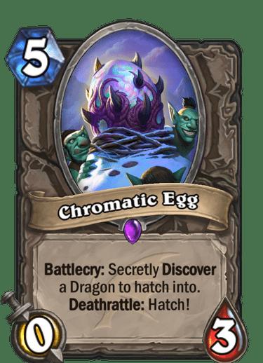 Chromatic Egg