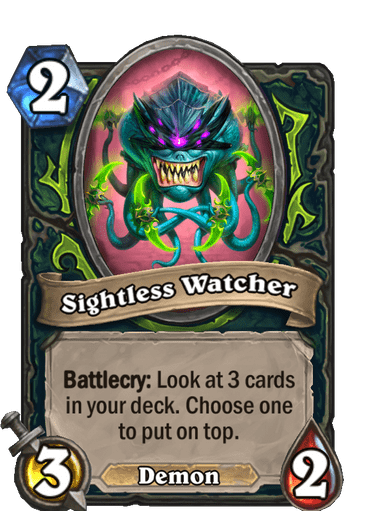 Sightless Watcher