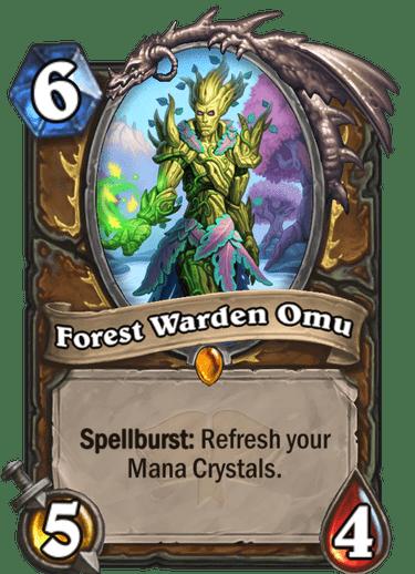 Forest Warden Omu