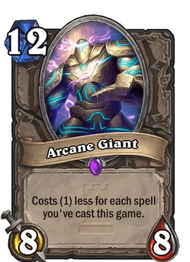 Arcane Giant