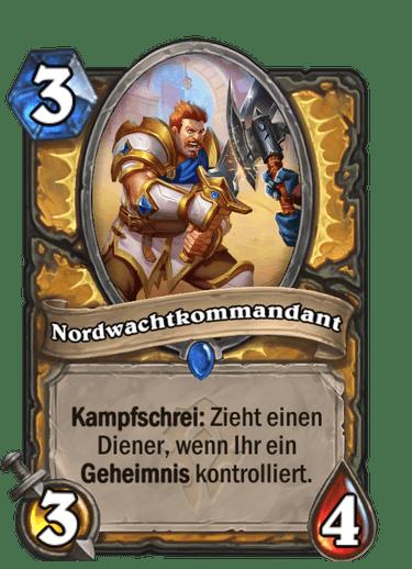 Nordwachtkommandant