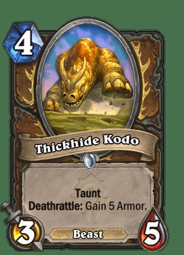 Thickhide Kodo