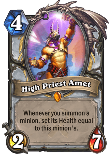 High Priest Amet
