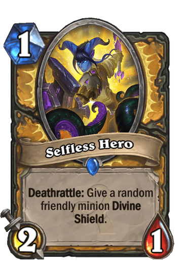 Selfless Hero