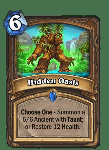Hidden Oasis