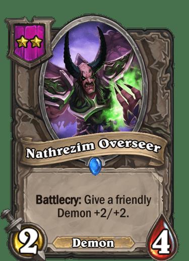 Nathrezim Overseer