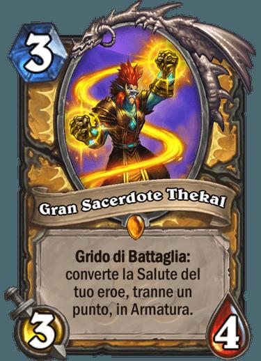 Gran Sacerdotessa Thekal