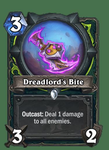 Dreadlord's Bite