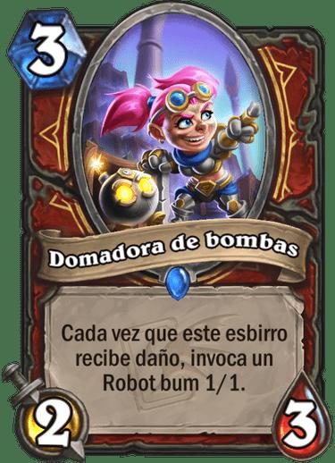 Domadora de bombas