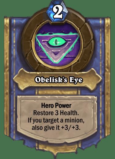 Obelisk's Eye