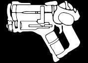 Pistola endotérmica